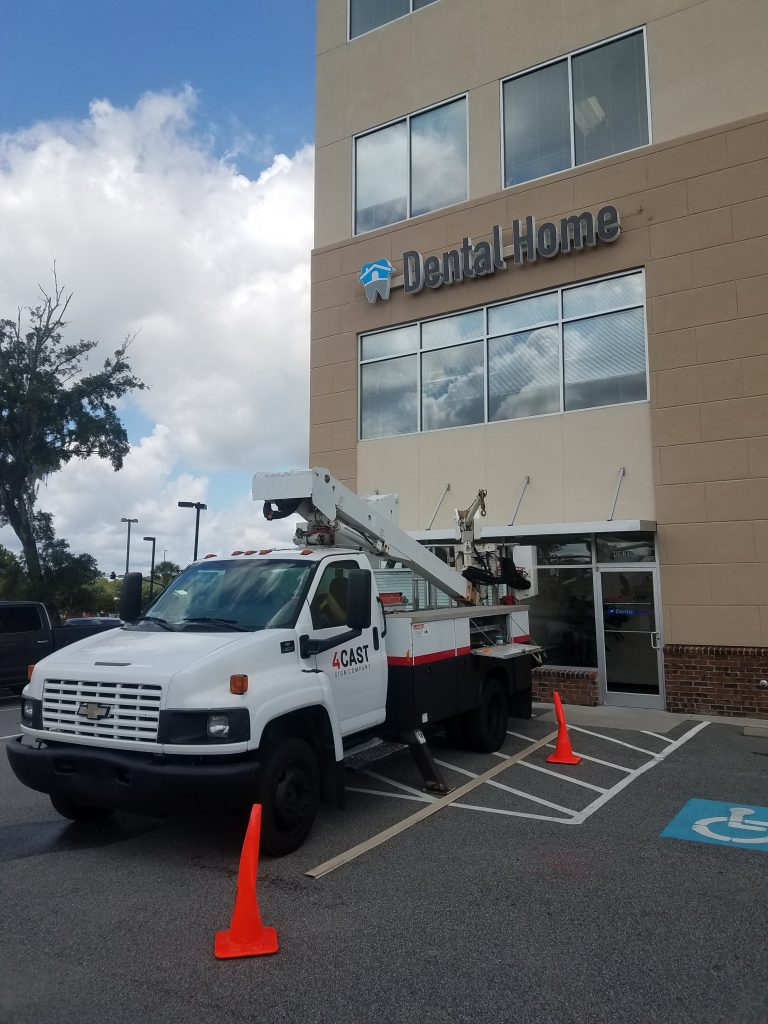 Dental Home Charleston Install