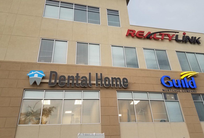 Dental Home Install Side 1